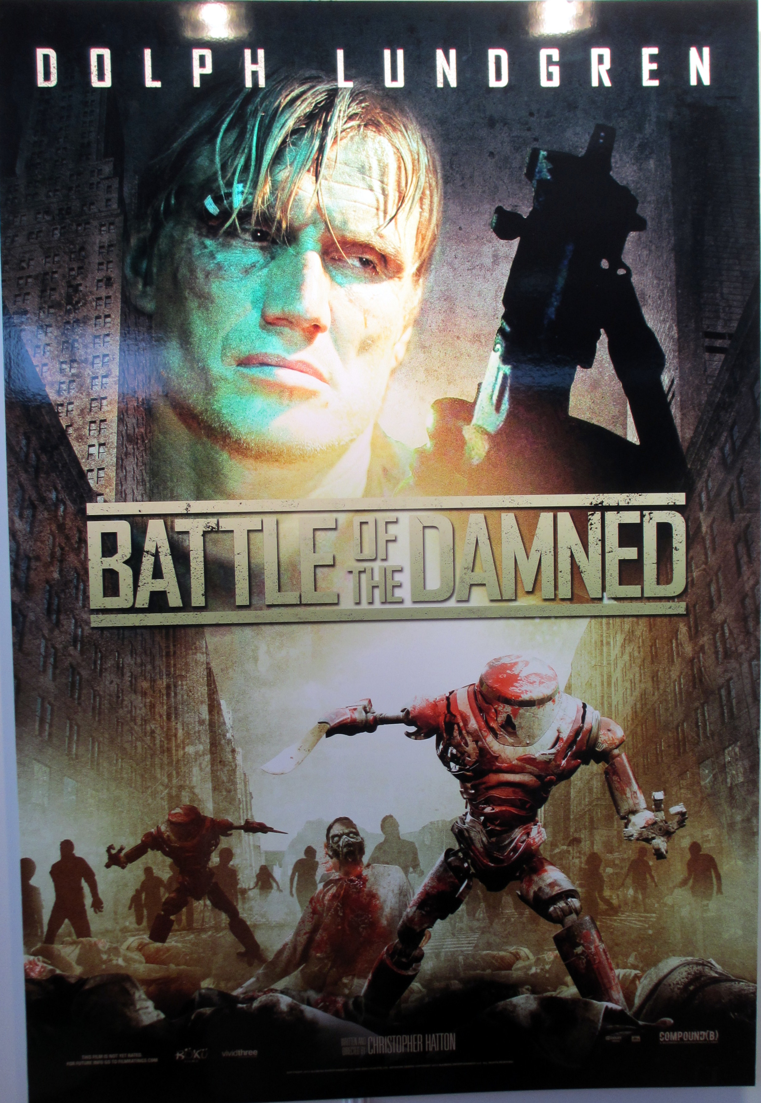 The Battle of the Damned Movie Download Full Movie - Mon premier blog