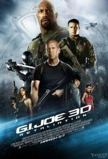 New GI Joe Retaliation Poster