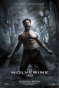 The Wolverine intl poster