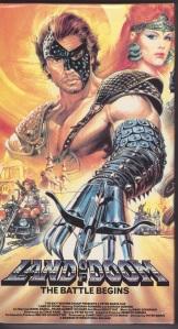 Land of Doom VHS front