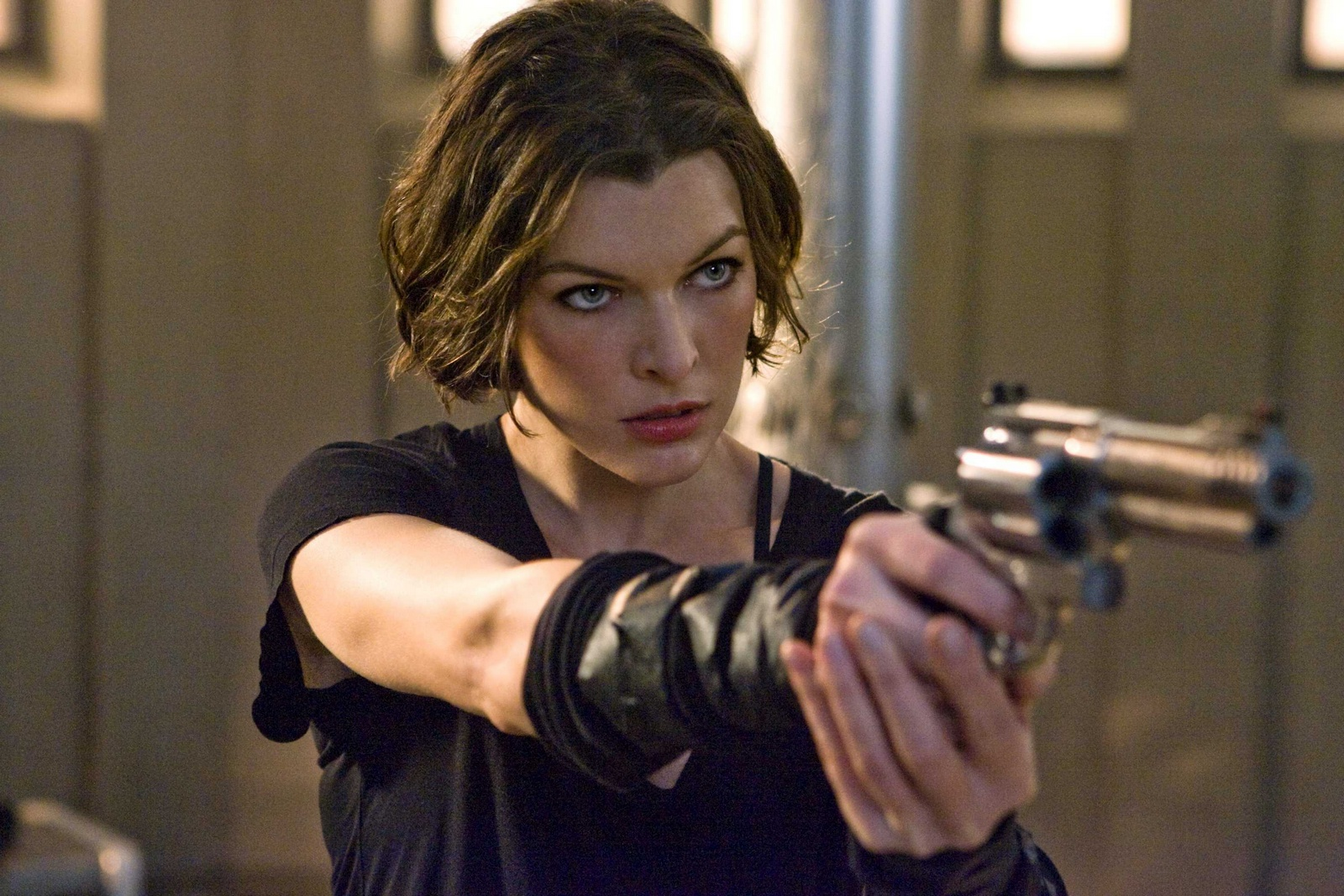 Milla Jovovich action movies