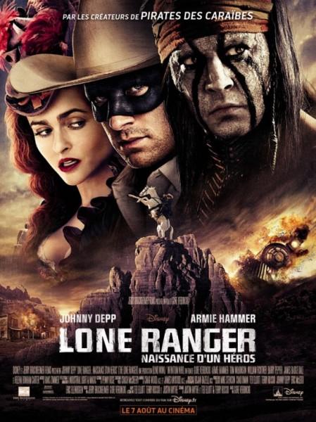 The Lone Ranger intl poster