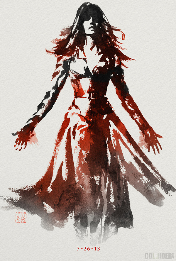 The Wolverine poster Jean Grey