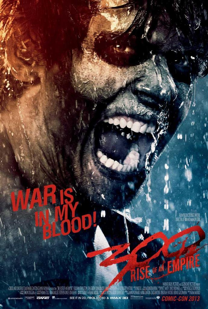 300 Rise of an Empire poster Jack OConnell