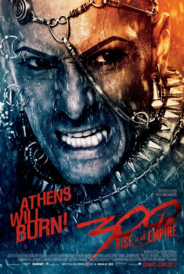 300 Rise of an Empire poster Xerxes