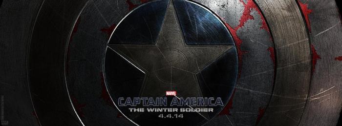 Captain America The Winter Soldier logo