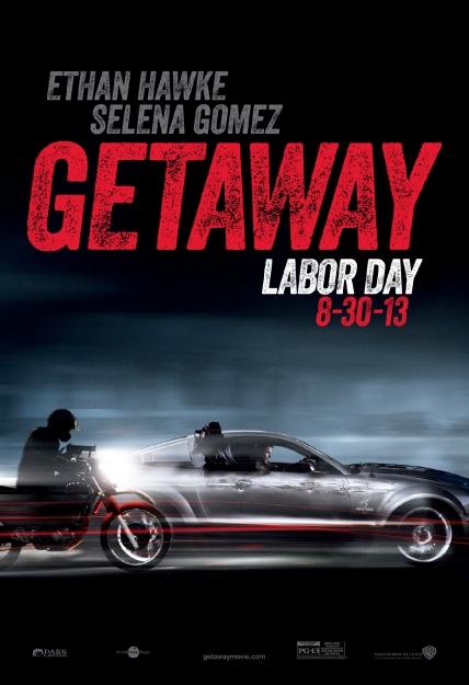 Getaway poster 2