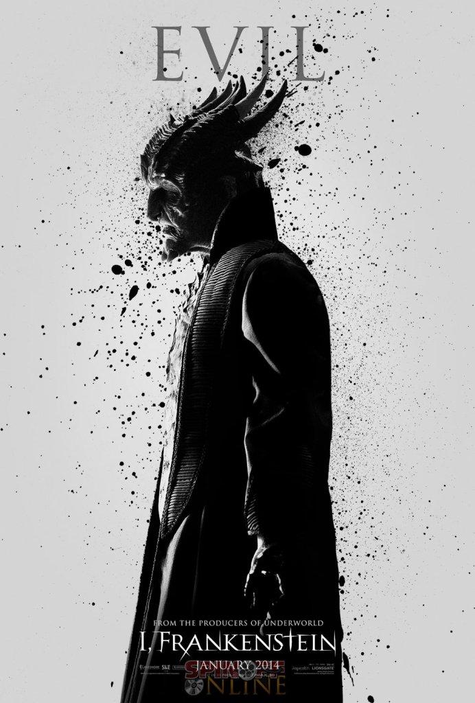 I Frankenstein poster 2