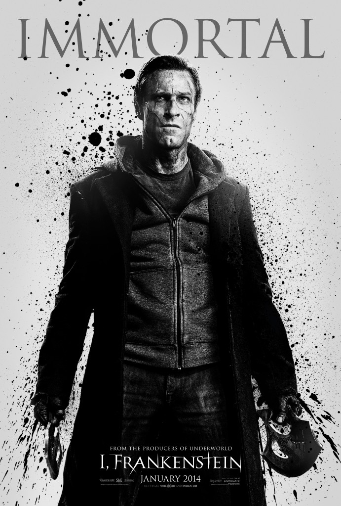 I Frankenstein poster 3