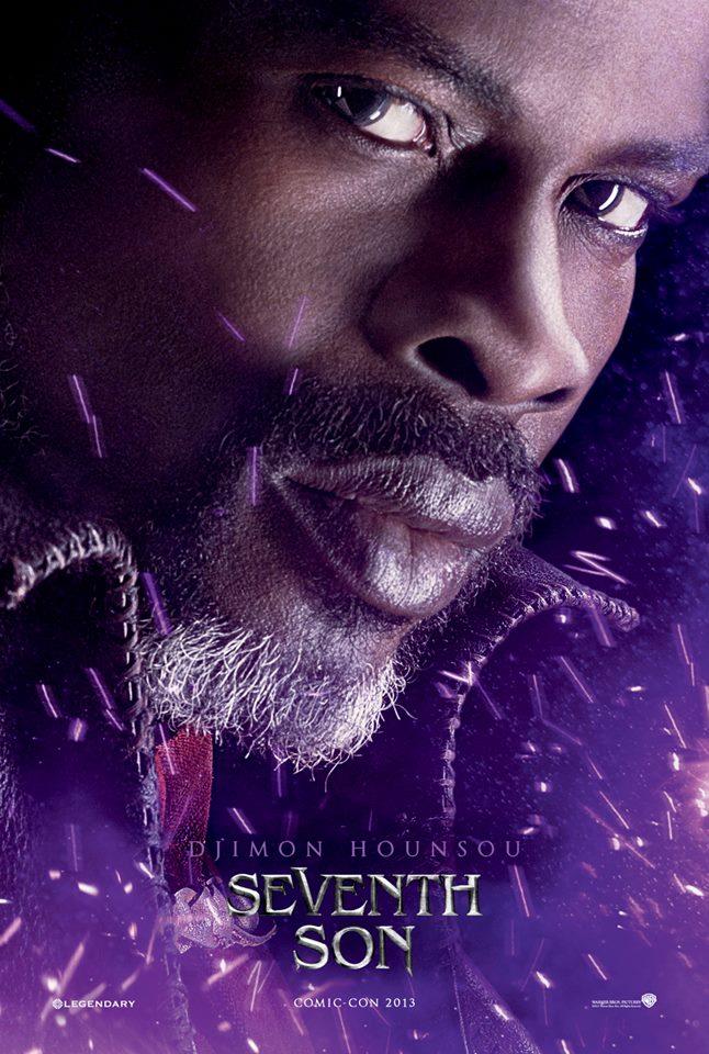 Seventh Son poster Djimon Hounsou