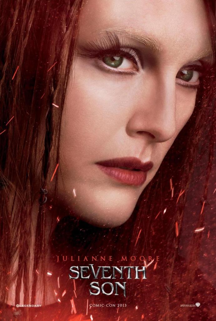 Seventh Son poster Julianne Moore
