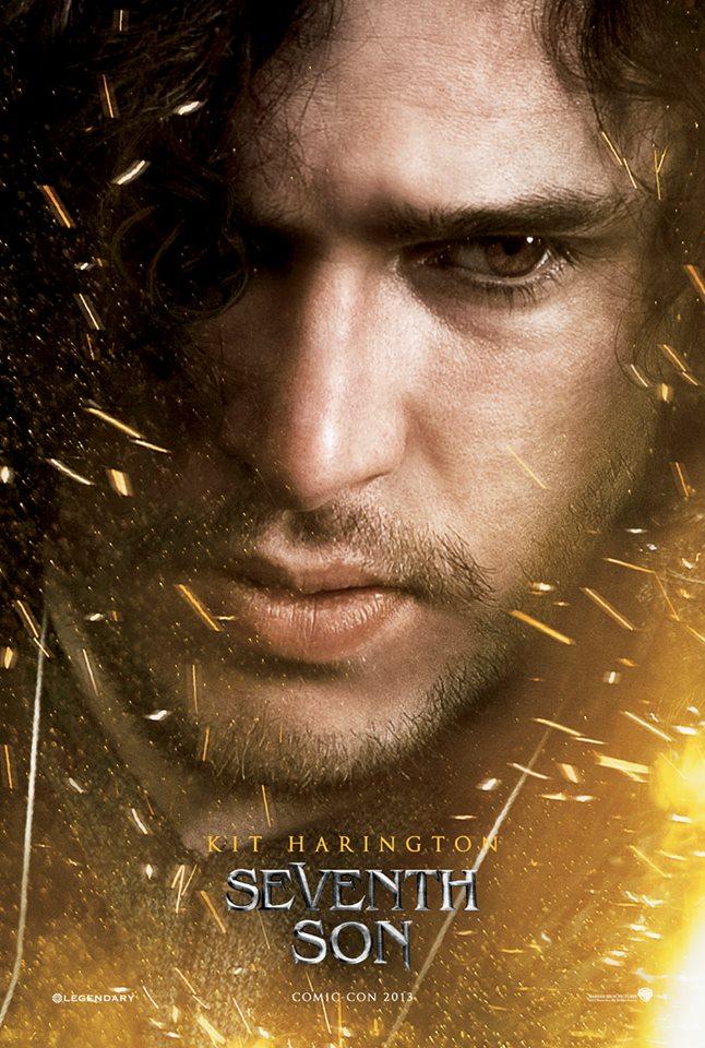 Seventh Son poster Kit Harington