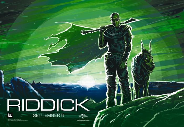 Riddick IMAX poster 2