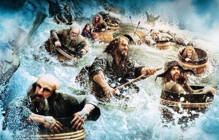The Hobbit The Desolation of Smaug image