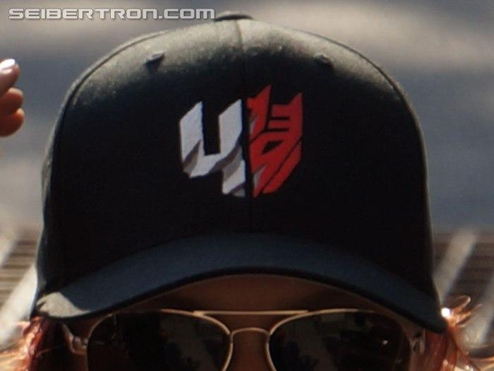 Transformers 4 logo hat 1