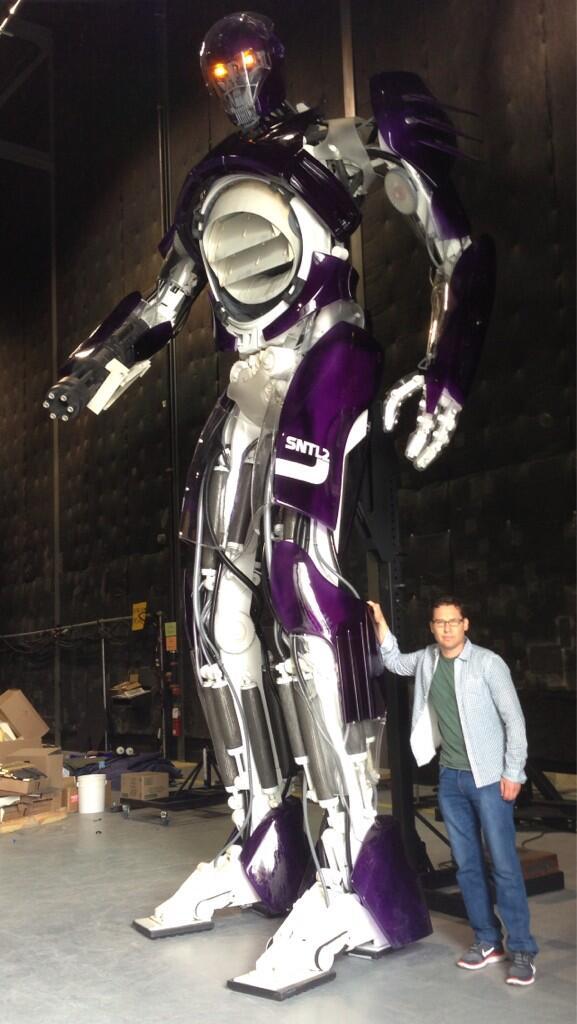 X-Men DOFP Sentinel