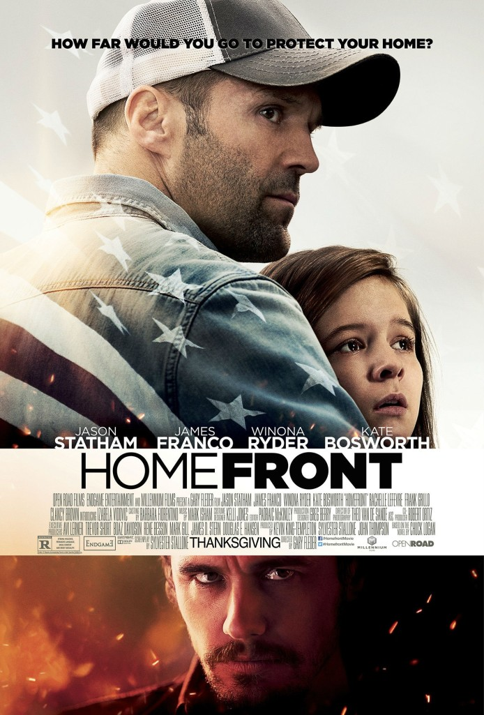 Homefront poster 2