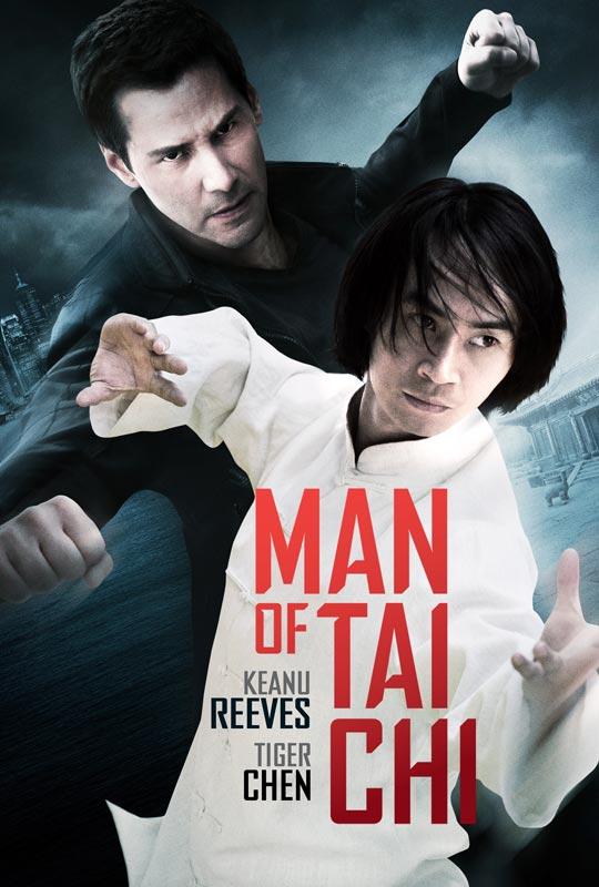 Man of Tai Chi poster 2