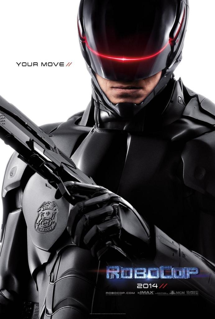 RoboCop 2014 poster 2