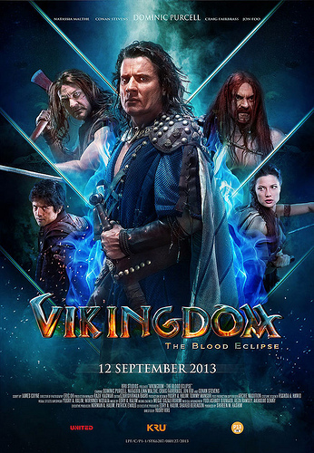 Vikingdom poster