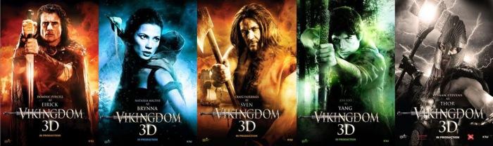 Vikingdom posters