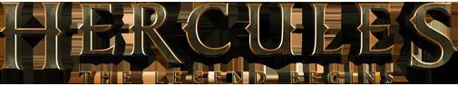 Hercules The Legend Begins logo