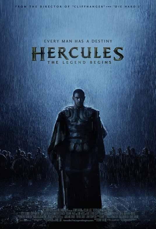 Hercules The Legend Begins poster