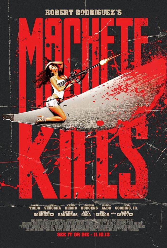 Machete Kills poster 3