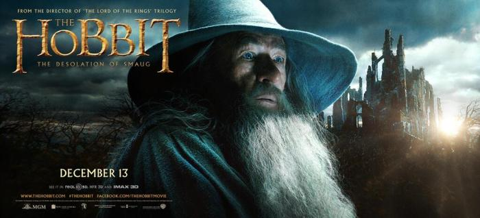 The Hobbit The Desolation of Smaug banner 1
