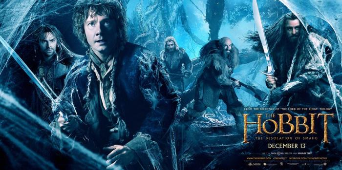 The Hobbit The Desolation of Smaug banner 3