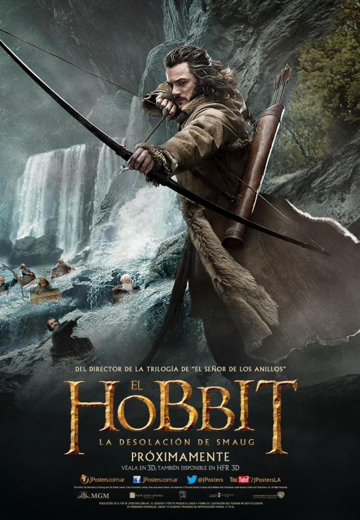 The Hobbit The Desolation of Smaug intl poster 5