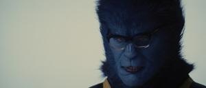 Beast gets blue