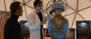 Beast invents Cerebro
