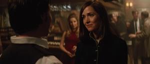 Charles Xavier meets Moira MacTaggert