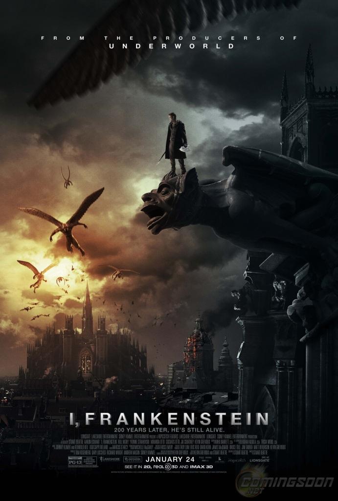 I Frankenstein poster 4