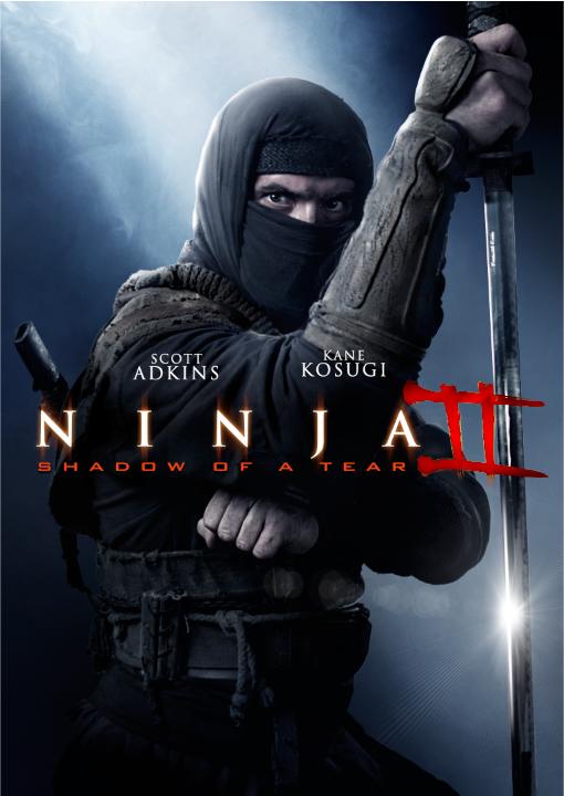 Ninja 2 Shadow of a Tear poster
