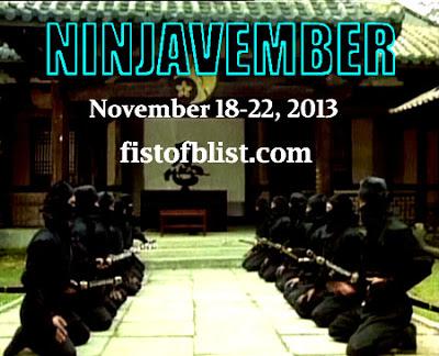 Ninjavember banner