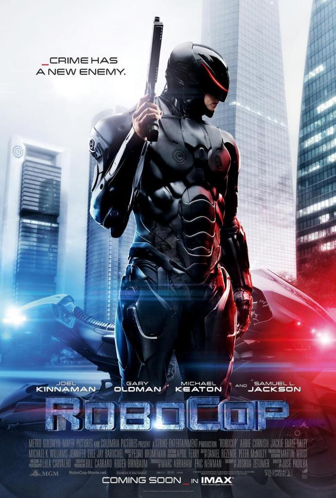 RoboCop 2014 poster 3