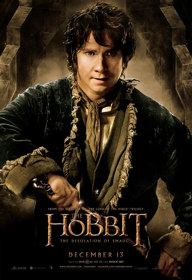 The Hobbit The Desolation of Smaug character poster 3