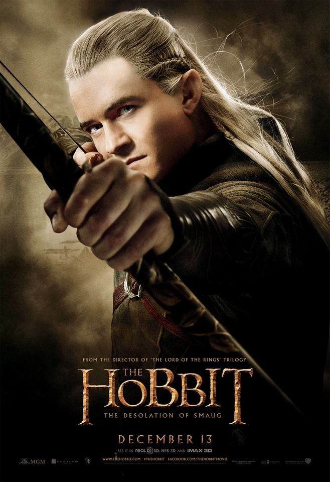 The Hobbit The Desolation of Smaug character poster 4