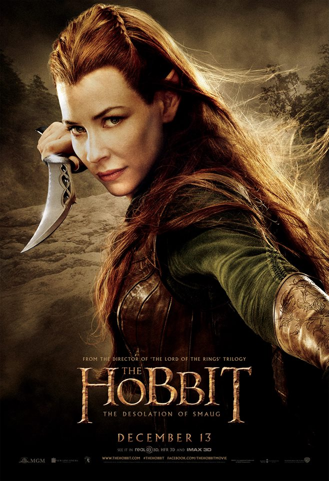 The Hobbit The Desolation of Smaug character poster 5