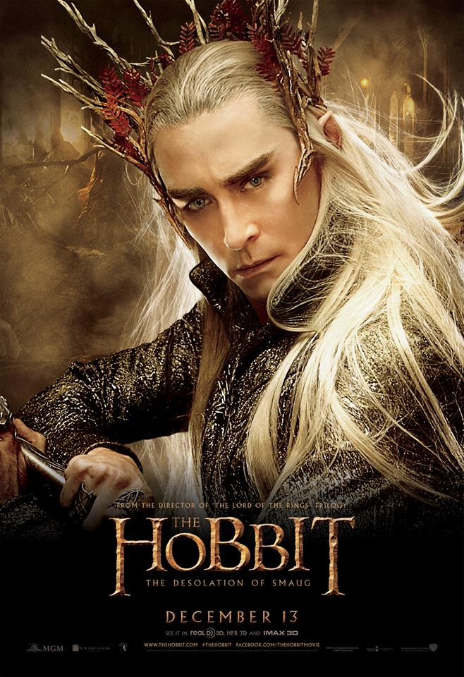 The Hobbit The Desolation of Smaug character poster 6