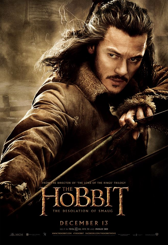 The Hobbit The Desolation of Smaug character poster 7