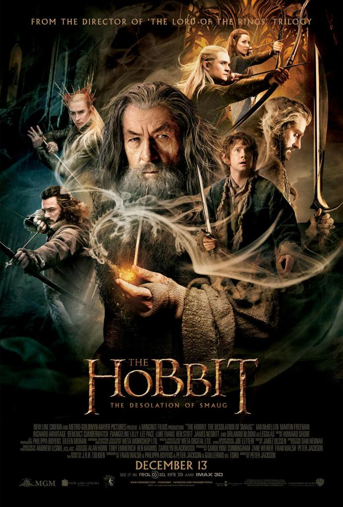 The Hobbit The Desolation of Smaug poster 3