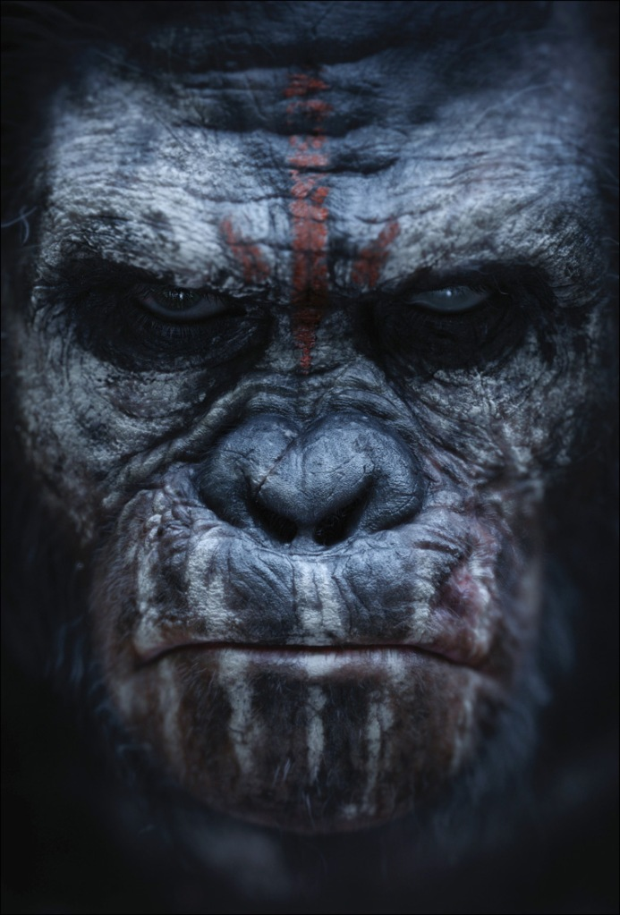 Dawn of the Planet of the Apes poster 2
