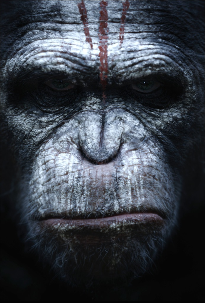 Dawn of the Planet of the Apes poster 3