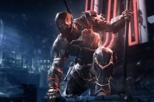 Deathstroke Arkham Origins