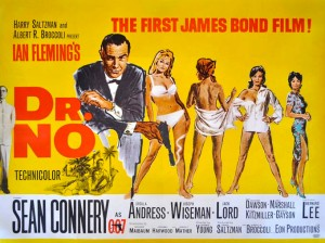 Dr No poster 2