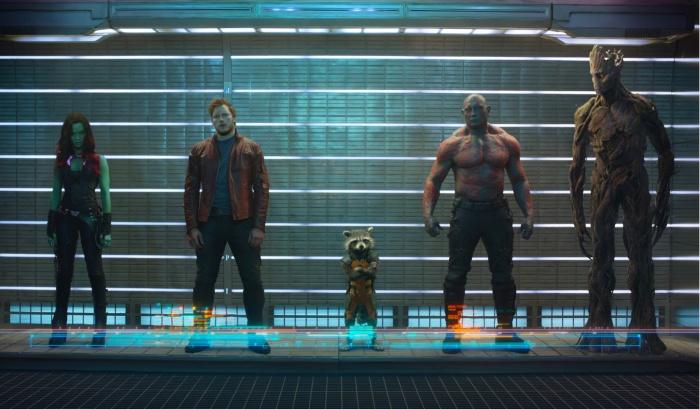 Guardians of the Galaxy official image