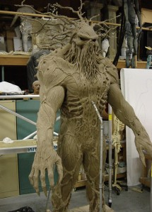 Man-Thing effects 6